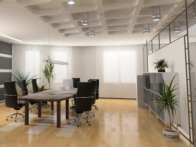 Thiết kế nội thất: Bố trí văn phòng làm việc hợp phong thủy giúp tăng vượng khí